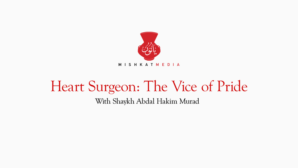 Heart Surgeon: The Vice of Pride